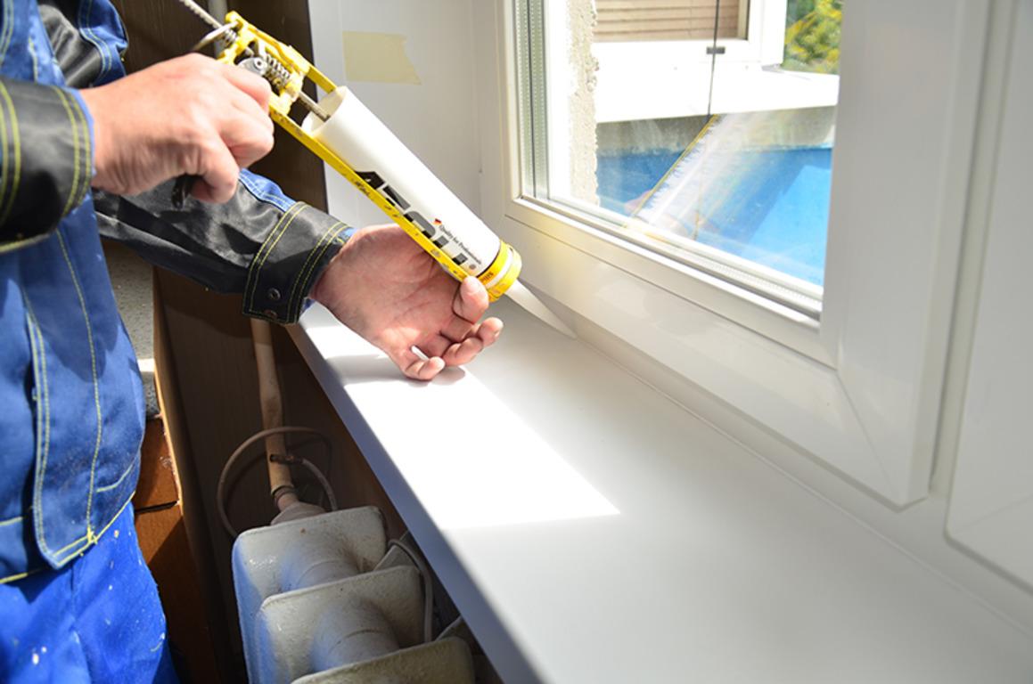 Как отремонтировать окно