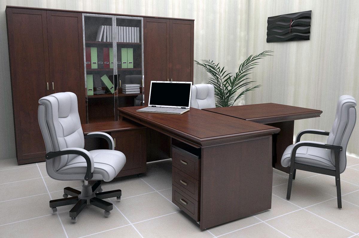 Офисная мебель, предназначенная для руководящего состава