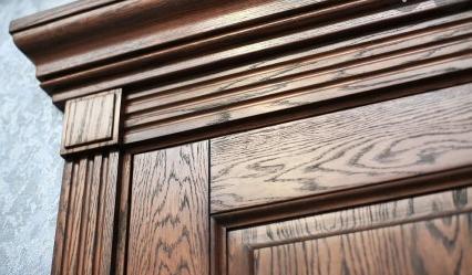 Преимущества установки дубовых дверей